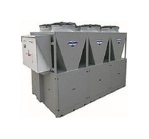 air cooled chiller heat pump