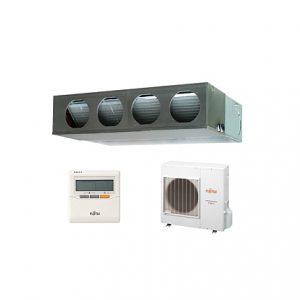 Fujitsu ARYG LMLE LMLA duct type